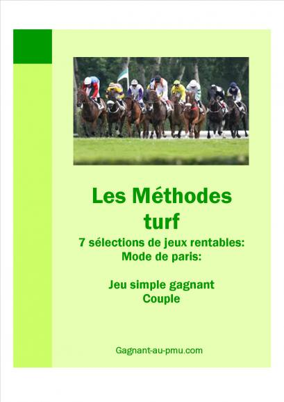 Les methodes turf